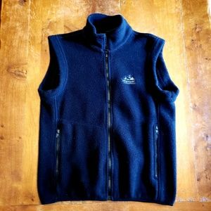 Marmont fleece vest so comfy